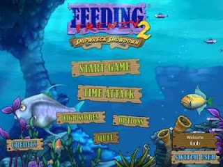 feeding frenzy 2 full crack - mediafire download