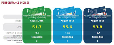 AIG's Performance Indices