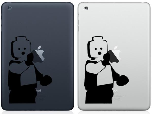 Lego Man iPad Mini Decals