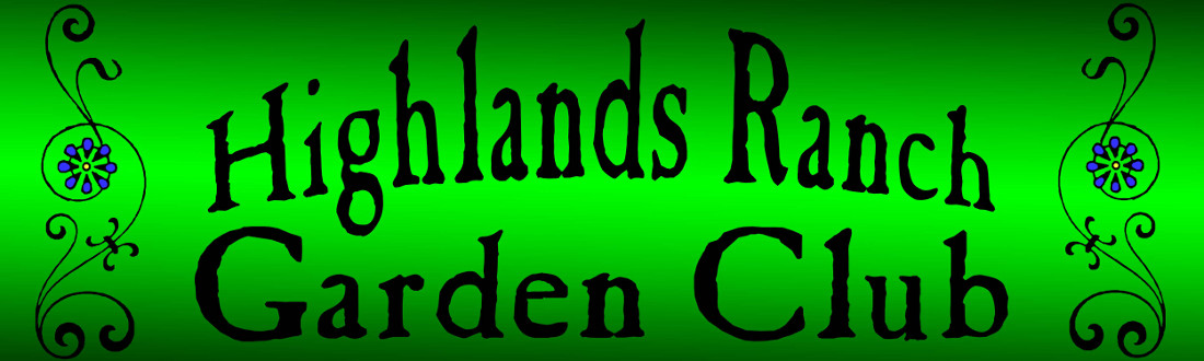 Highlands Ranch Garden Club