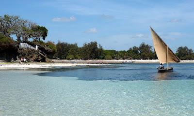 (Kenya) - Malindi Marine National Park