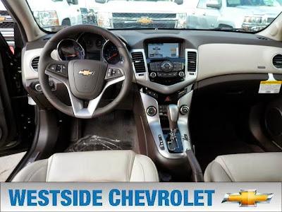 2014 Chevrolet Cruze Interiors