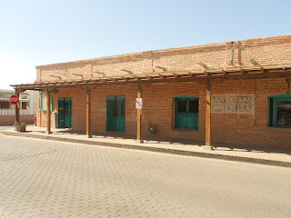 oldest brick structure in new mexico