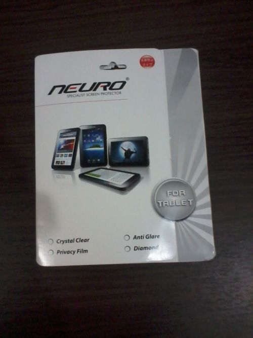 Screen protector anti gores