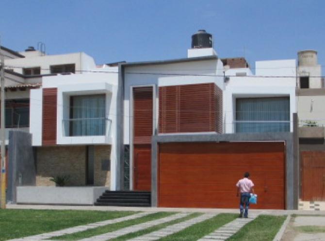 Fachadas y casas fant sticas fachadas para casas de 2 pisos - Modelos de fachadas de casas modernas de un piso ...