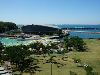 Darwin water front