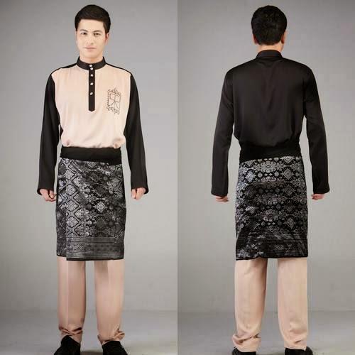 Baju Melayu Lelaki