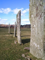Ballymeanoch Row of Standing Stones