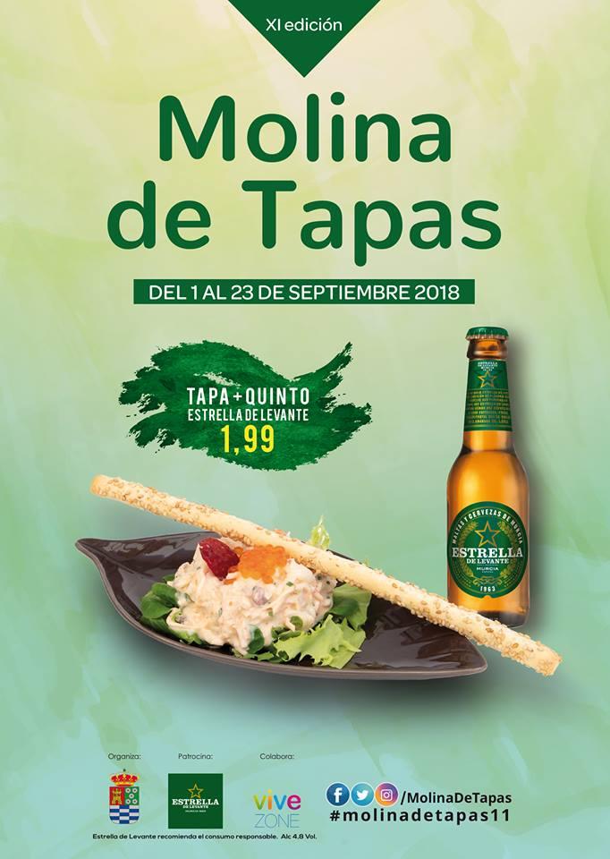 Molina de Tapas XI