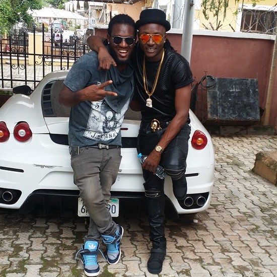 Terry G Acquires nd New Ferrari 430 Spider, See Photos ... on