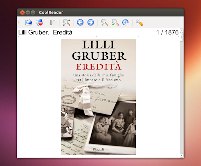 Cool Reader Ubuntu e Android