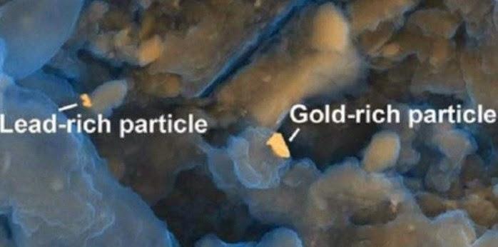 Kandungan Emas di Tinja Manusia