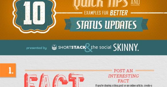 10 aggiornamenti di status efficaci