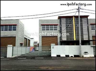IPOH FACTORY FOR RENT (I00141)