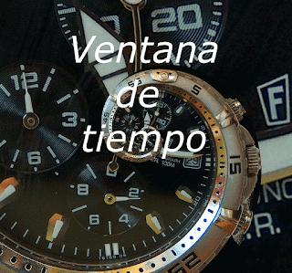 """Portada Novela """"Ventana de Tiempo"""""""