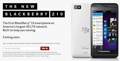 """Aún esperan con impaciencia el BlackBerry Z10 en los EE.UU, En twitter @BlackBerry dio suspiro a todos aquellos que esperan con ansias esté dispositivo BlackBerry 10 en territorio de los EE.UU. Los amigos deCrackBerry nos muestran un Un tweet escrito desde la cuenta oficial BlackBerry donde declaran que """"BlackBerry 10 estará disponible en los EE.UU. en unas pocas semanas"""". Pero no aparece una fecha tope en la que llegará esté dispositivo, Pero puede que llegue a mediados de Marzo con el lanzamiento del BlackBerry 10 por parte de las Operadoras Estadounidenses. El tweet también lleva a una página en la"""