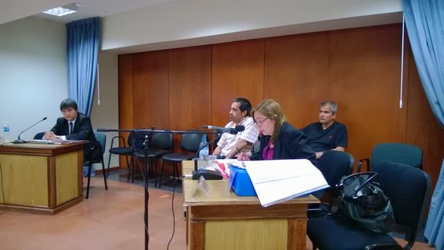 Oficina judicial sarmiento videoconferencia per argentina for Oficina judicial