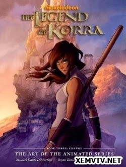 Huyền Thoại Về Korra: Phần 3 - The Legend of Korra: Book 3