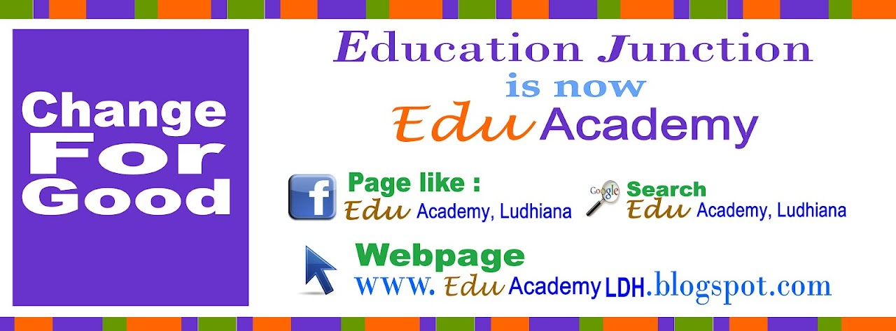 Education Junction, Ludhiana