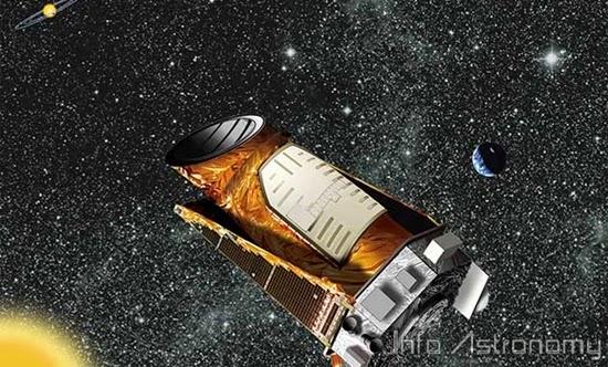 Wahana Antariksa Kepler Temukan Planet Luar Surya Pertama di Misi Barunya