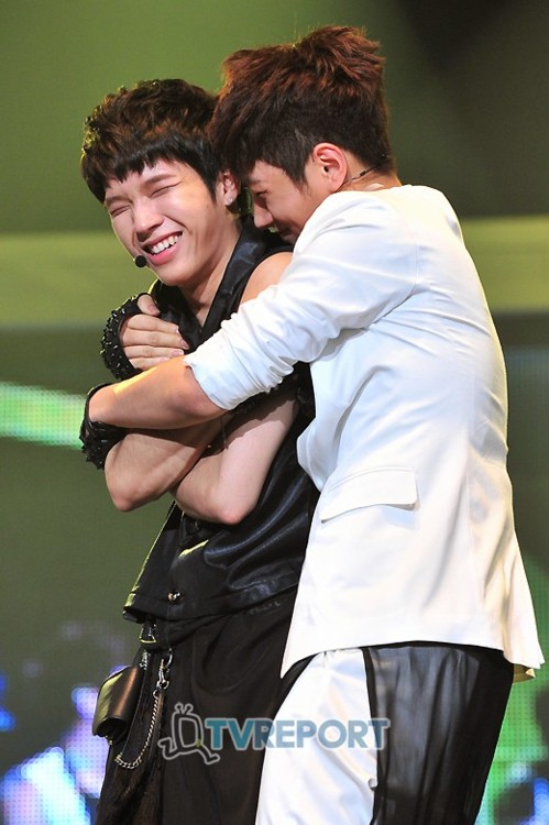 Woohyun and Myungsoo's Love