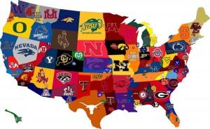 US College Logos Image From 2bpblogspot A37tNNEAXqI UPBySOCnjAI AAAAAAAAAQw R3Bc3ixmJFM S1600 Us Map 300x185