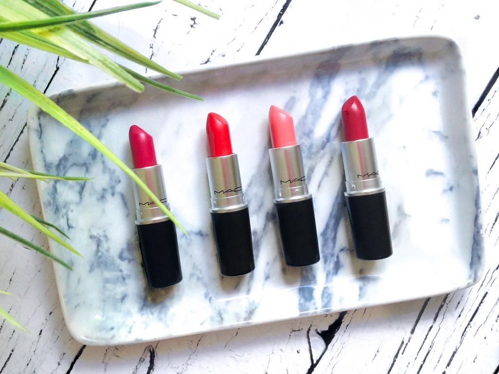 Mac Summer Lipstick Haul