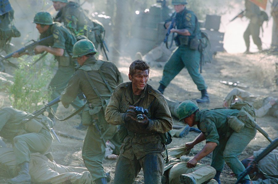we were soldiers We were soldiers is a 2002 film about the battle of ia drang in vietnam in  november, 1965 — the first clash between a force of us troops and the people's  army.