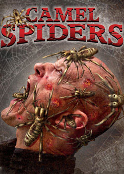 Filme Camel Spiders + Legenda