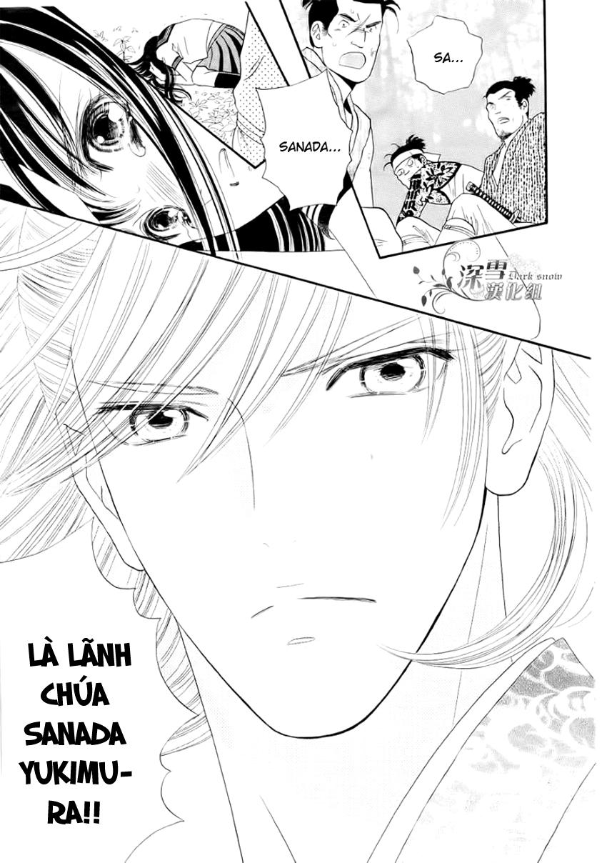 Sakura Juyushi chap 1 - Trang 33