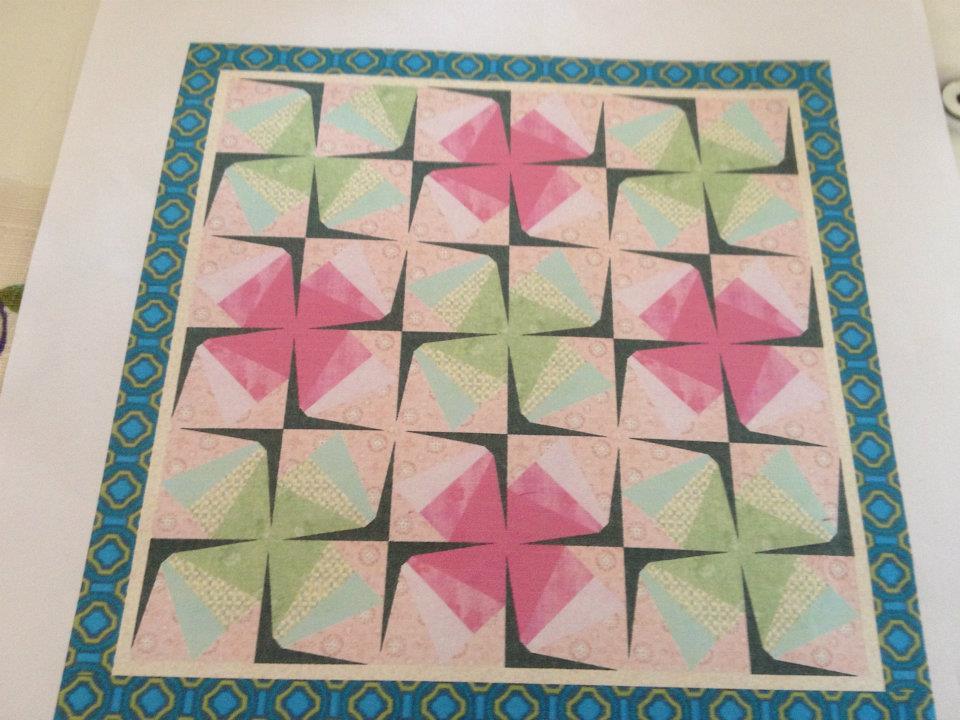 Mis labores patchwork malaga este fue el proyecto de - Proyectos de patchwork ...