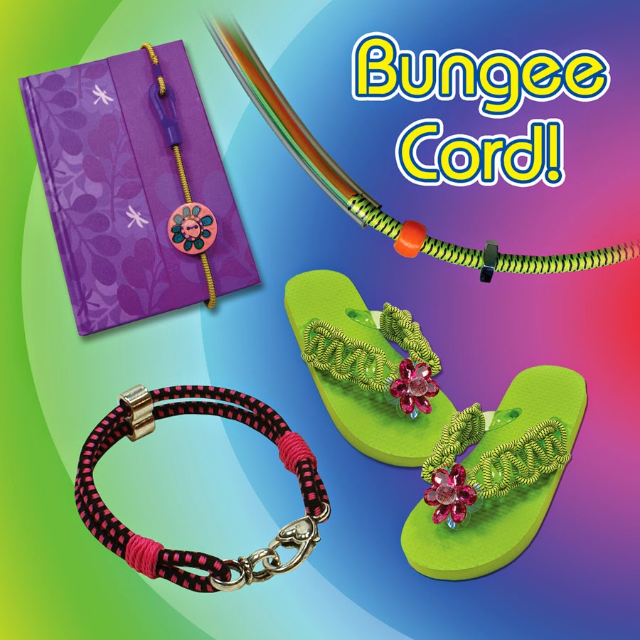 Bungee Cord is available NOW! From Pepperell Braiding Company