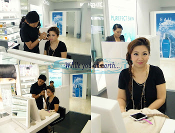 Me and Shu Uemura Indonesia