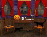 Walkthrough Haunted Halloween Escape Hints