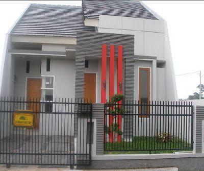 Dengan beberapa model gambar rumah minimalis diatas semoga menjadikan ...