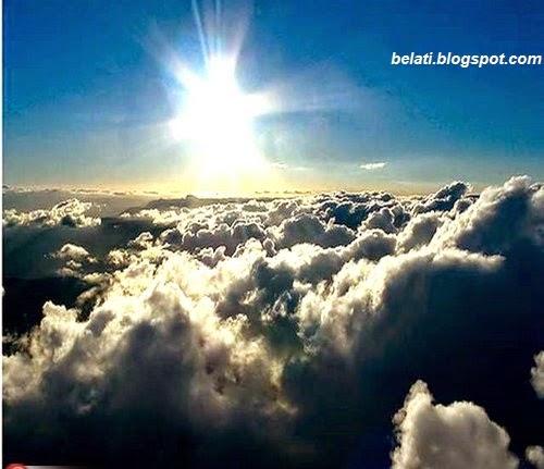 Ini Foto-foto Bukti Kekuasaan Ilahi