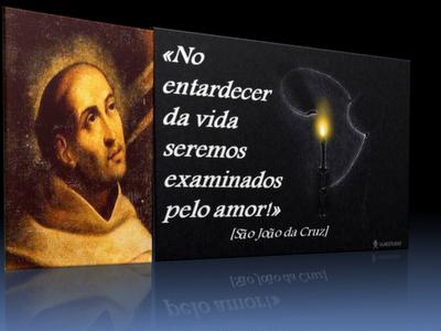 Chama Do Carmo Catequese Papal Sobre São João Da Cruz