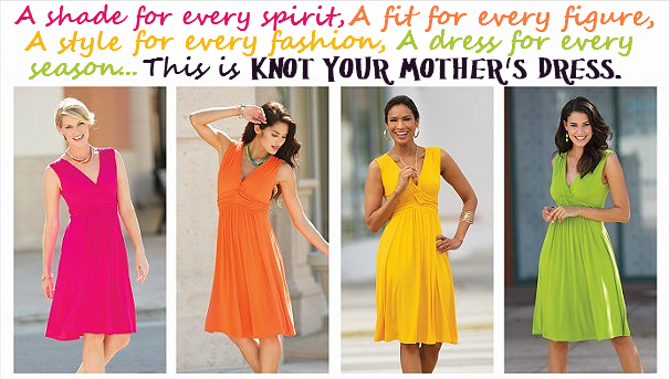 Knot Your Mother's Dress #MMBloggerSpotlight