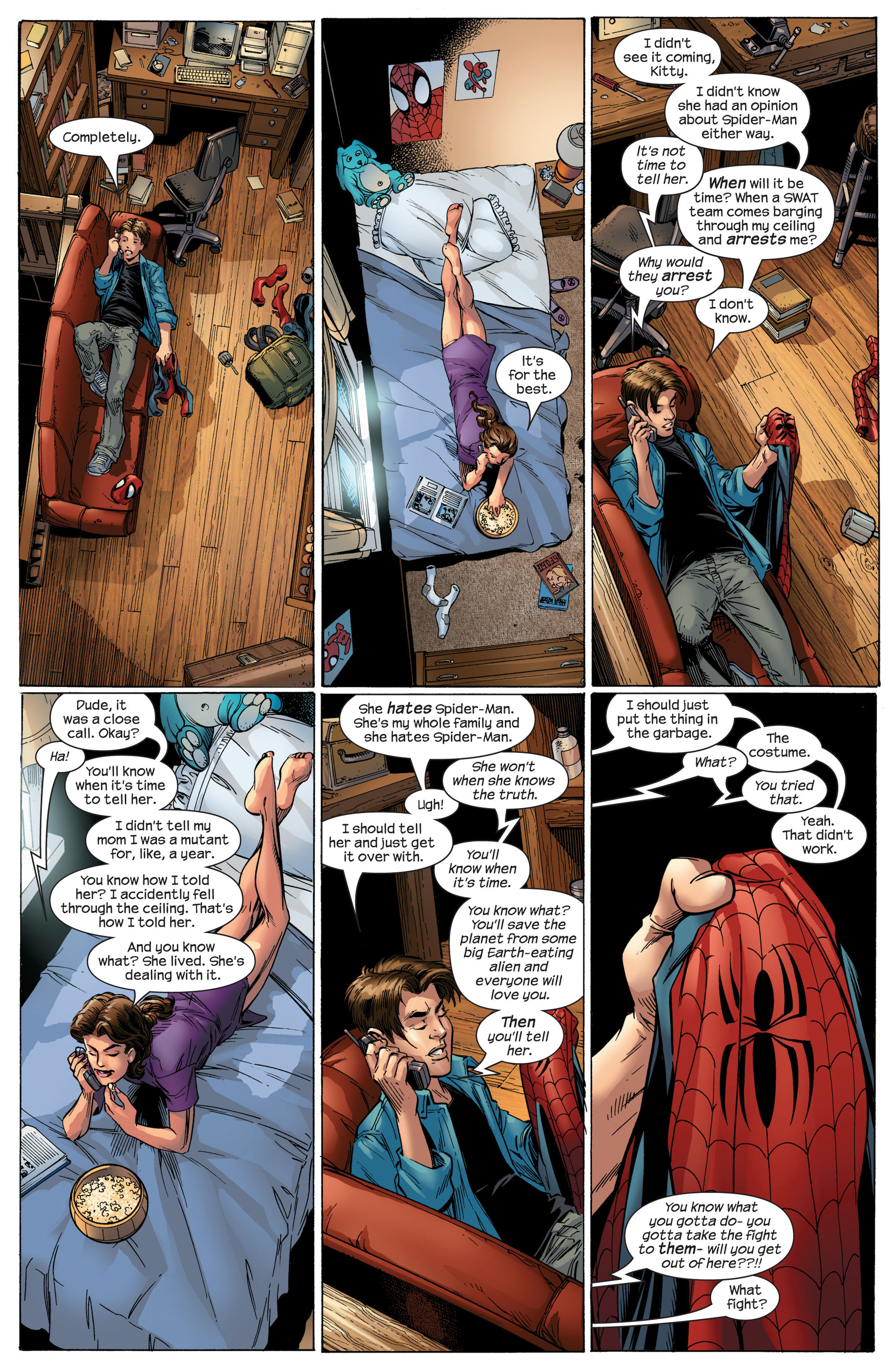 Ultimate Spider-Man (2000) Issue #88 #92 - English 12