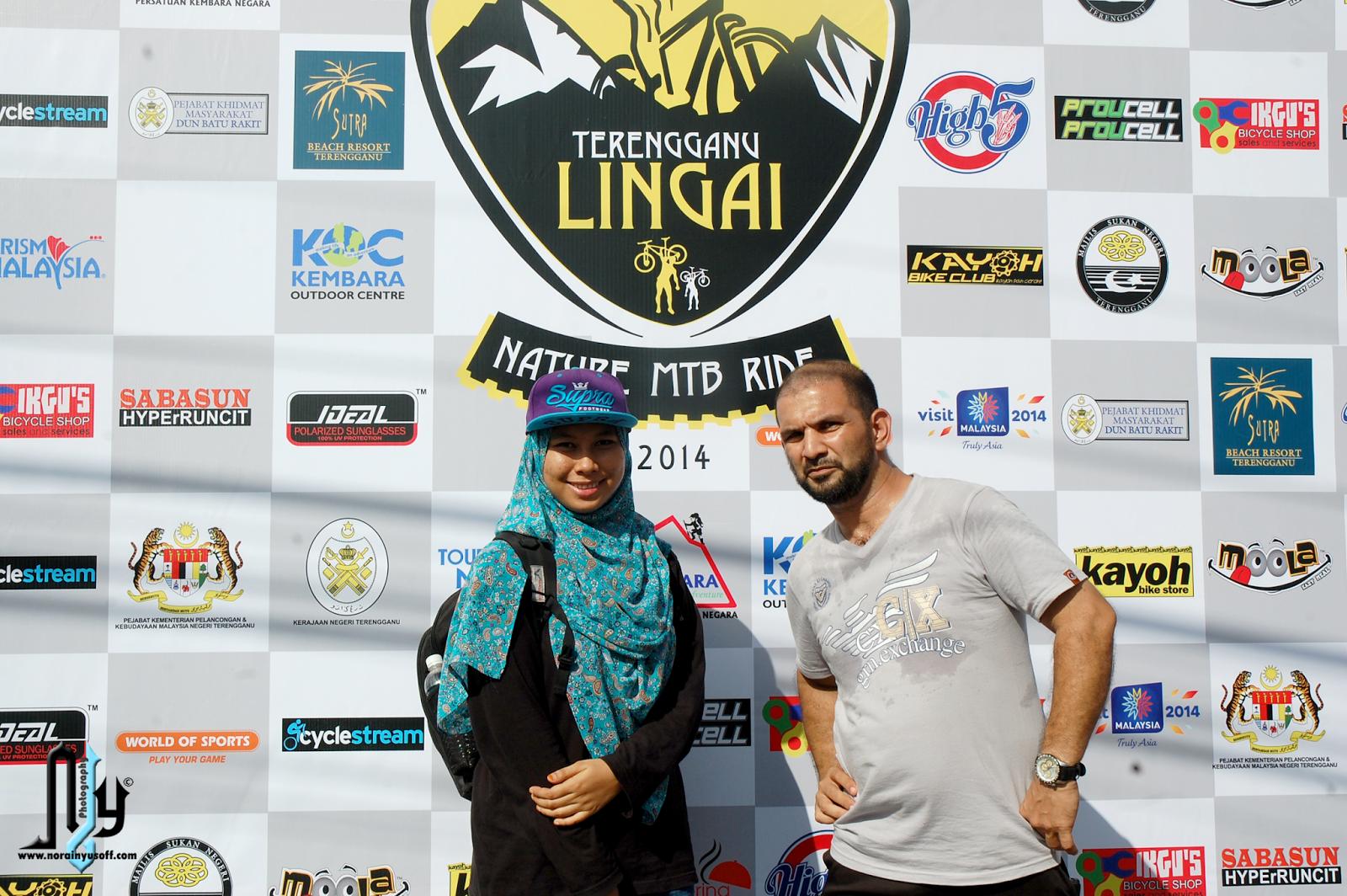 Terengganu Lingai Nature MTB Ride 2014 Mendapat Sambutan Hangat!!