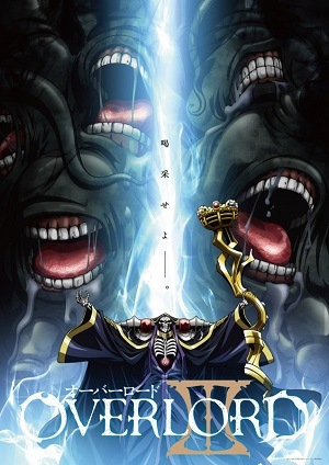 Overlord III - 3ª Temporada Legendada Desenhos Torrent Download capa