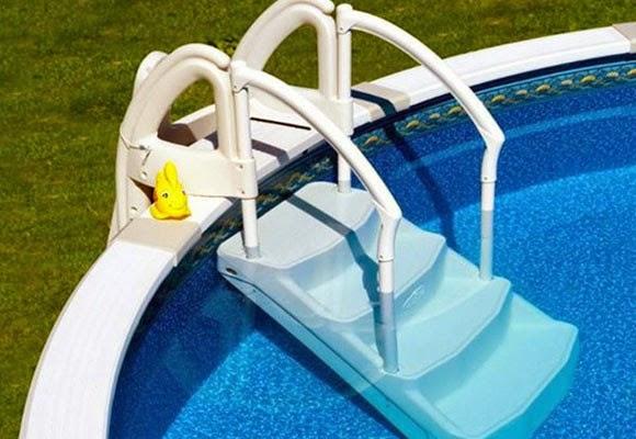 Marzua todo sobre las piscinas desmontables - Tendedero de jardin ...
