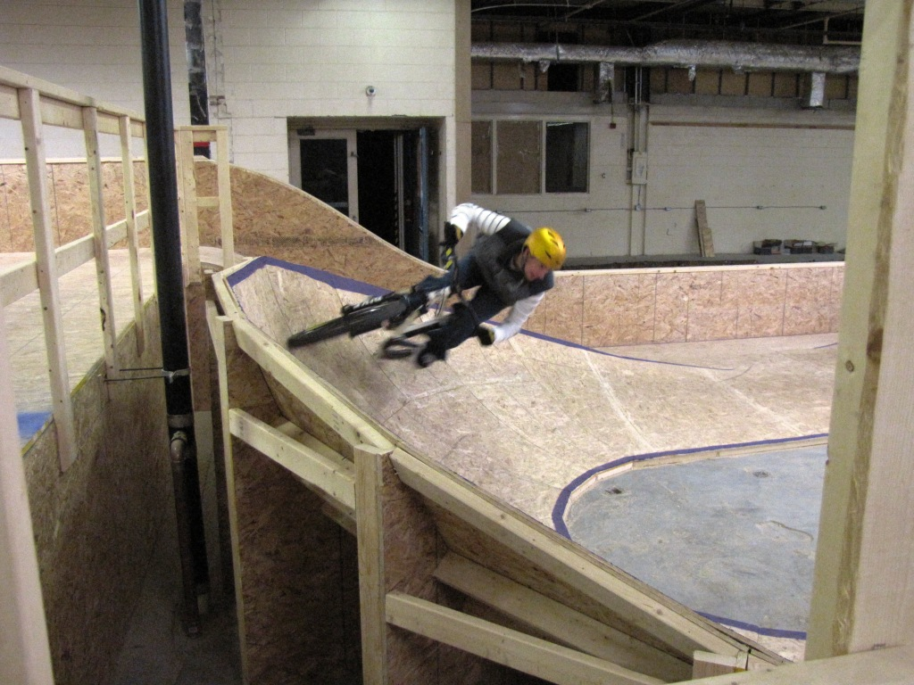 Backyard Wood Pump Track : Backyard Pump Track Mtbrcom