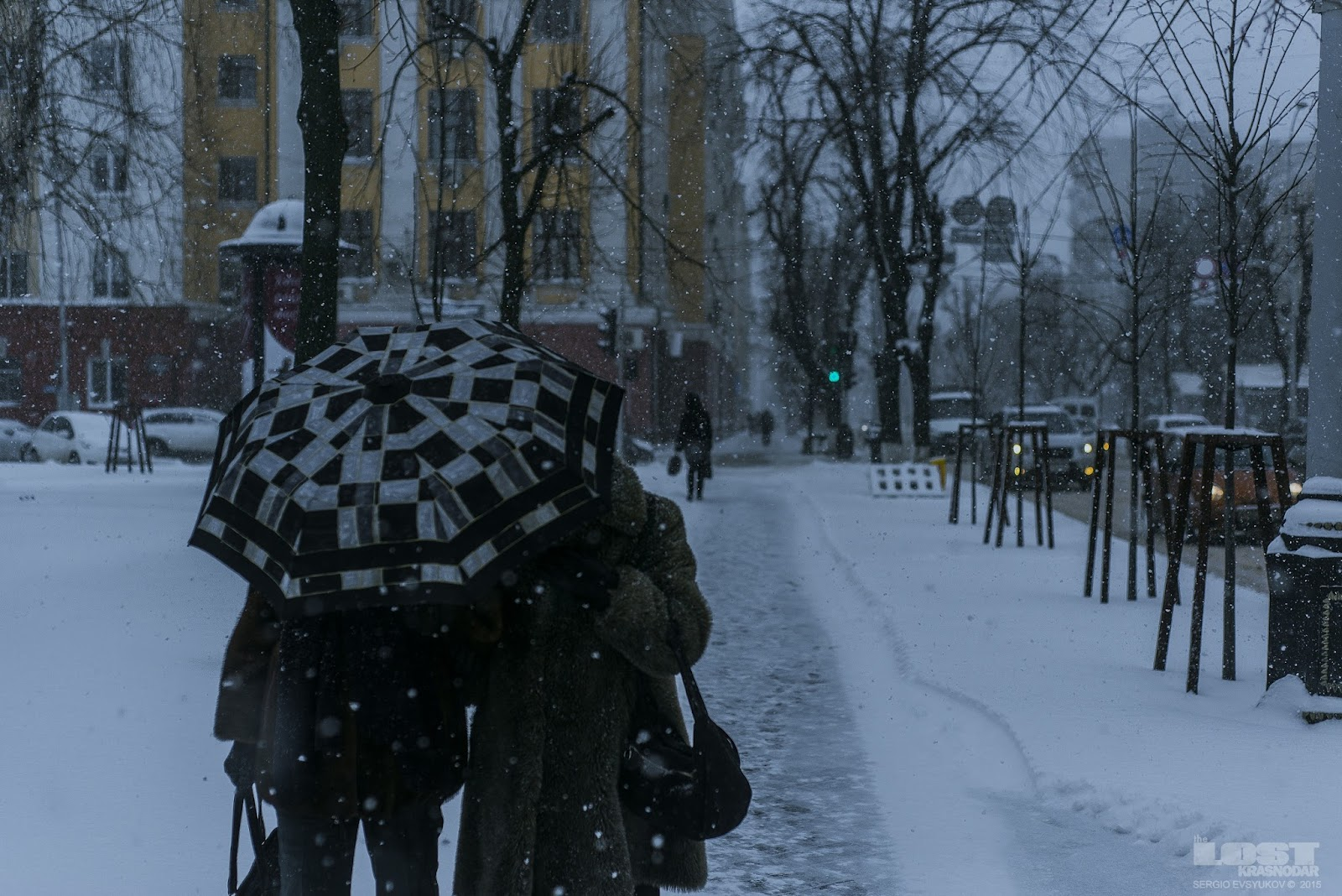 Снежный Краснодар