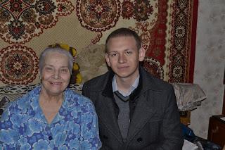 Благодіяння колективу Миколаївського ДАУ для громадян похилого віку.
