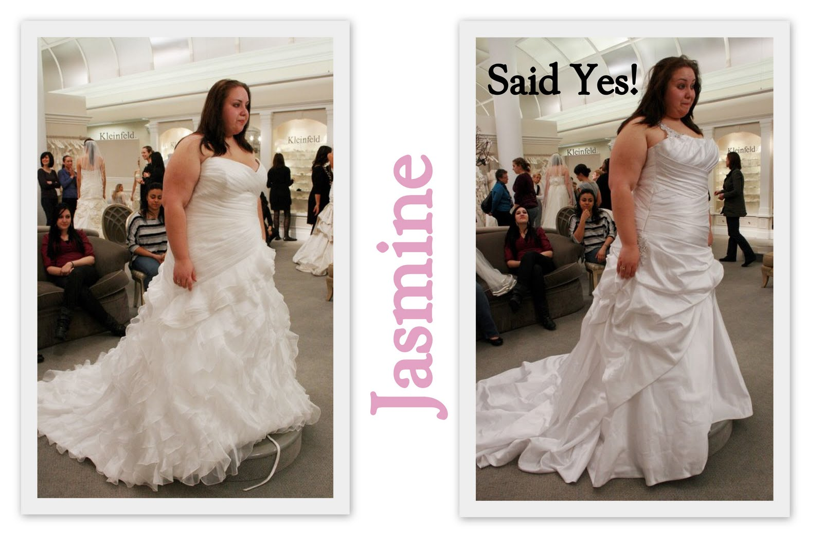 TLC, Say Yes to the Dress, Big Bliss, Plus size wedding dress