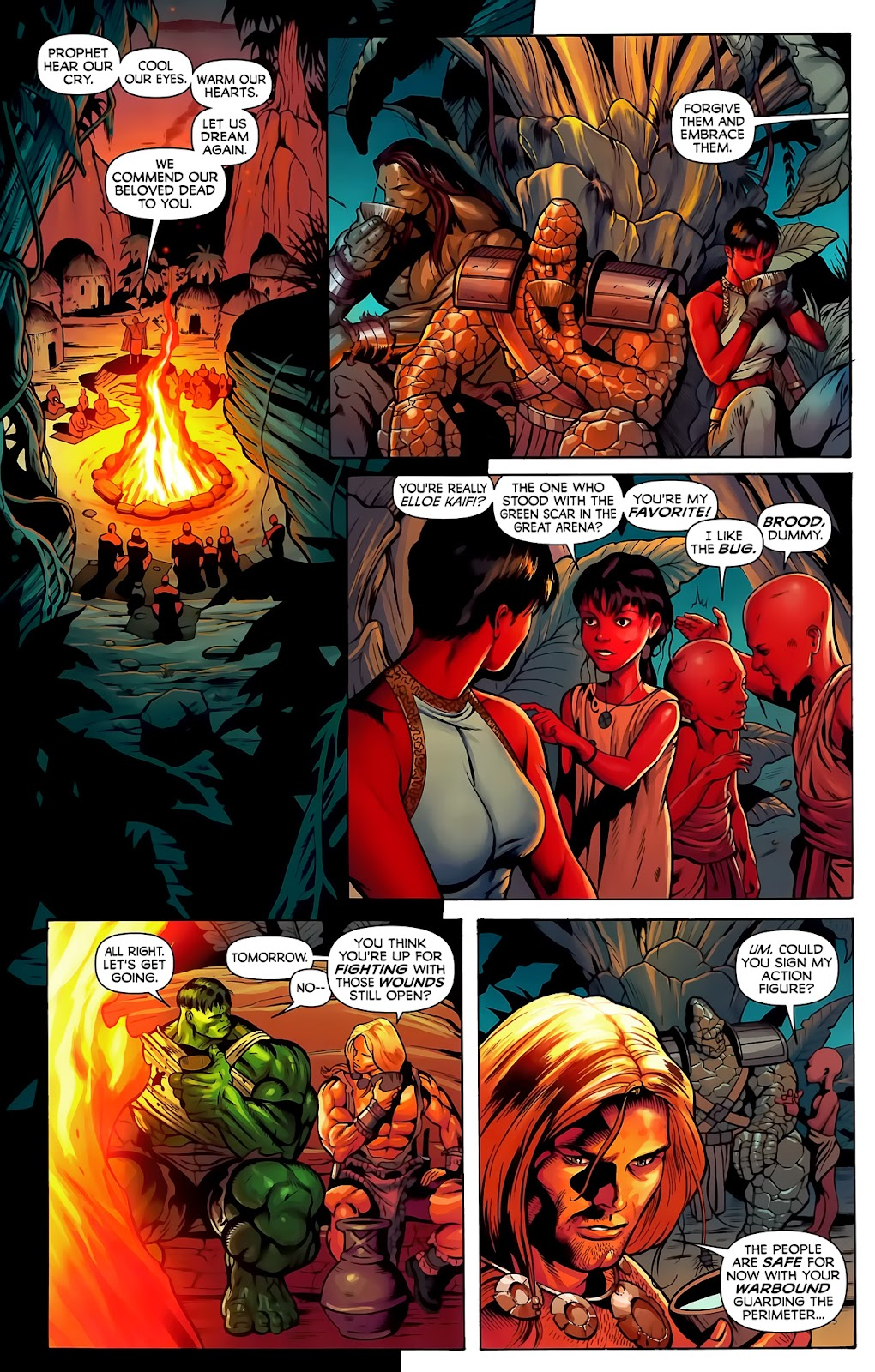 Incredible Hulks (2010) Issue #623 #13 - English 18