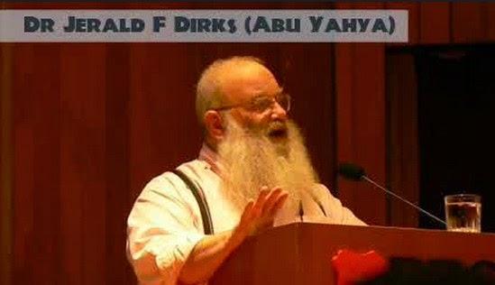 Dr jerald f dirks ahli teologi kristen