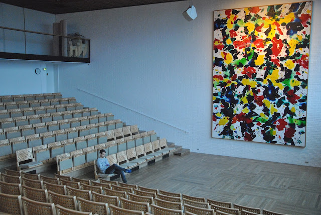 Concert Hall - LOUISIANA MUSEUM OF MODERN ART