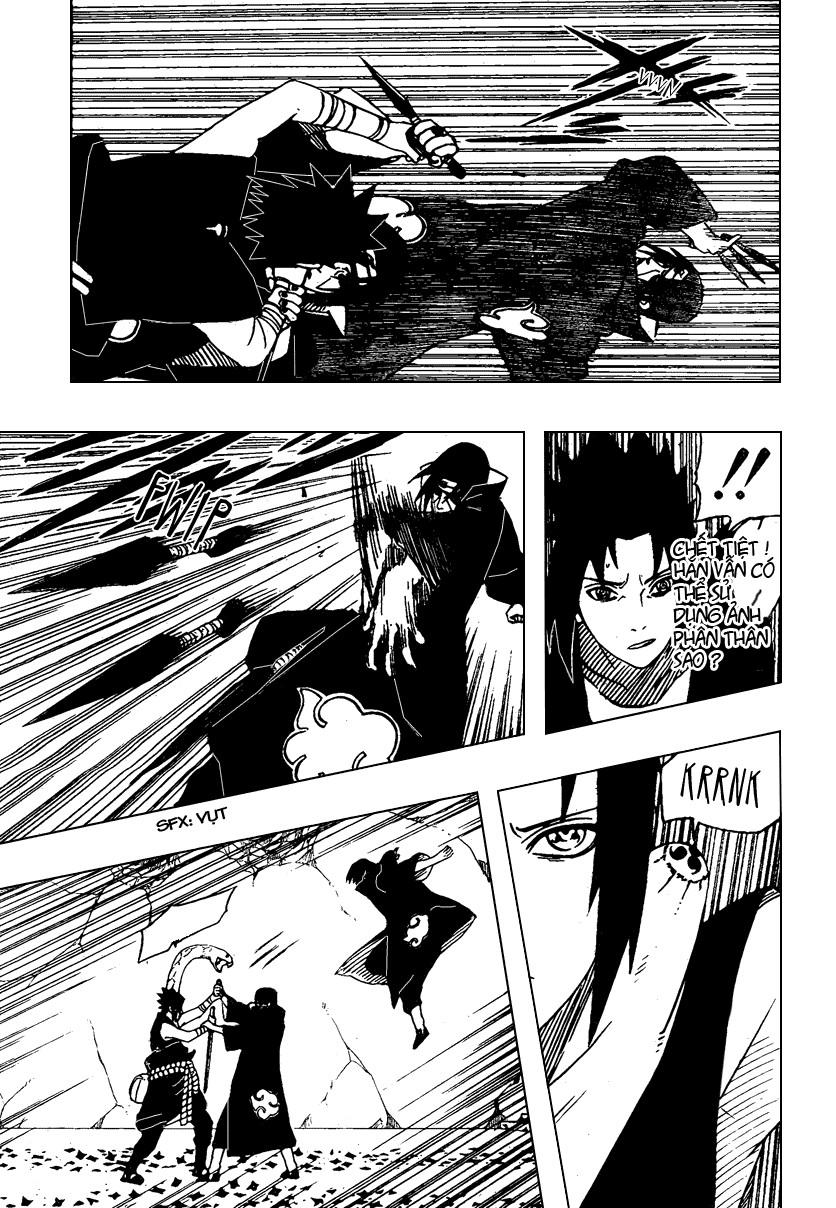 Naruto chap 387 Trang 8 - Mangak.info